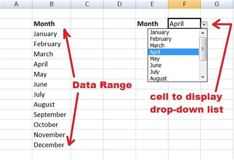 how to insert a cell drop down box in microsoft excel ehow how to add a drop down list to a cell in microsoft excel