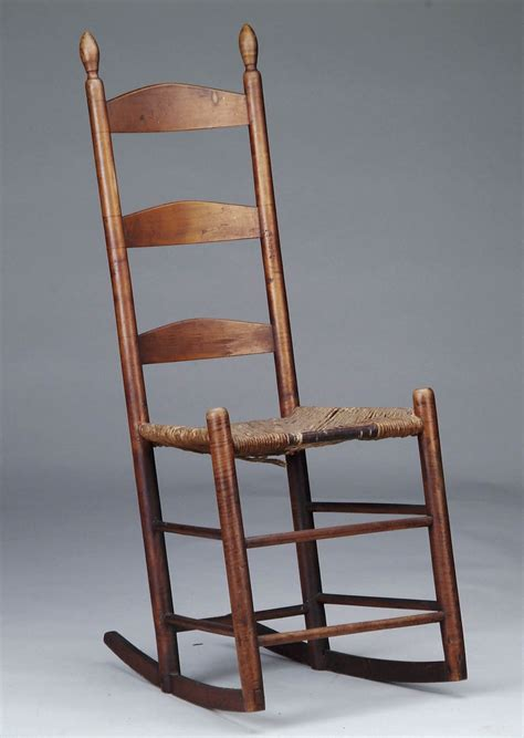 antique ladder back chairs price price guide for antique ladder back shaker rocking chair