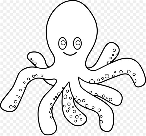 octopus clipart octopus black and white clip octopus outline