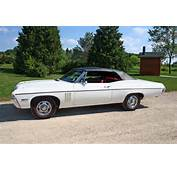 Own1968 SS427 Convertible And Is For The Most Part My Dream Impala