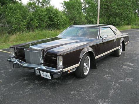 1978 lincoln continental v for sale classiccars