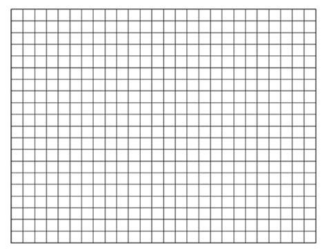 drawing paper template printable centimeter grid paper math templates
