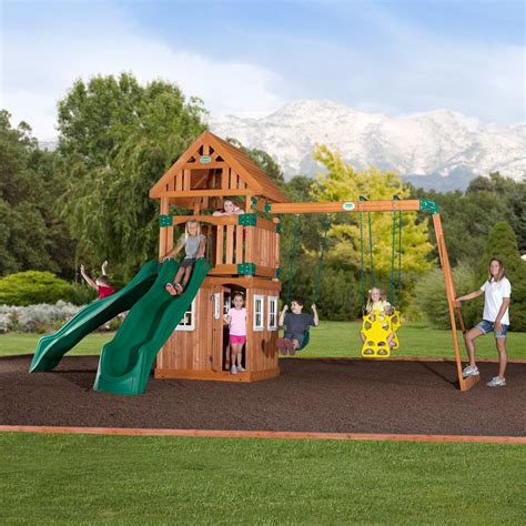 backyard discovery swing set collections