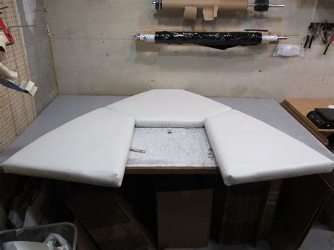 boat cushions wellcraft front bow seat boat cushions 1998 wellcraft excel 19ssx