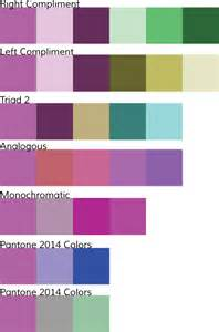 pantone color palettes pantone color of the year 2014 is radiant orchid june
