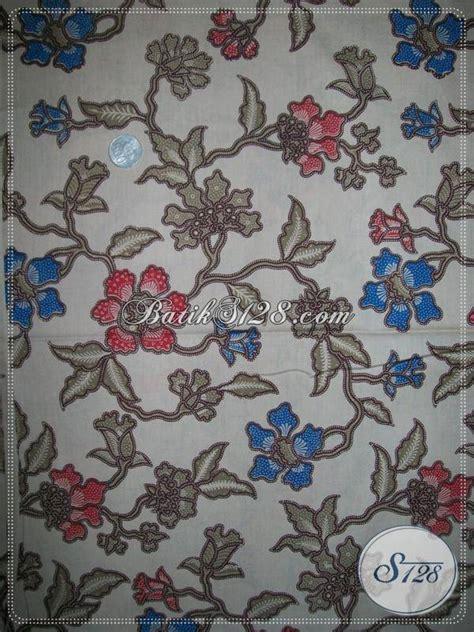 Kemeja Foil Lengan Pendek By Aneka Flower Motif batik jawa asli bahan busana modern hadir dengan motif floral yang keren serta