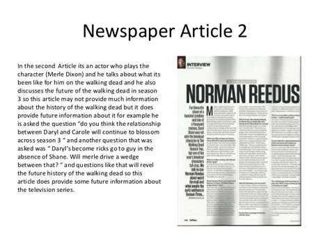new year article summary of the 5 newspaper articles i found for the