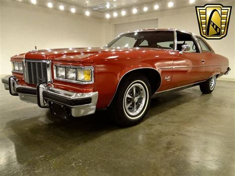 76 Pontiac Bonneville 1976 Pontiac Bonneville 2 Dr 76 Would Be The Last Year