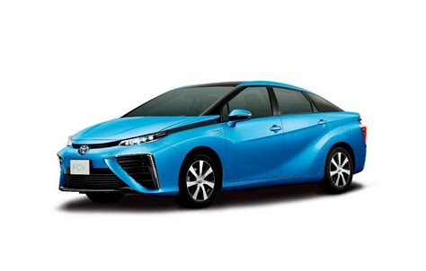 Hydrogen Toyota Toyota S Hydrogen Fuel Cell Car Coming To U S In 2015
