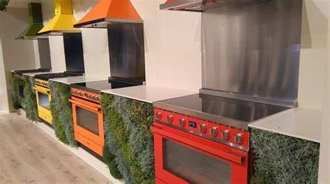 cucine a gas colorate cucine a gas professionali colorate top cucina leroy