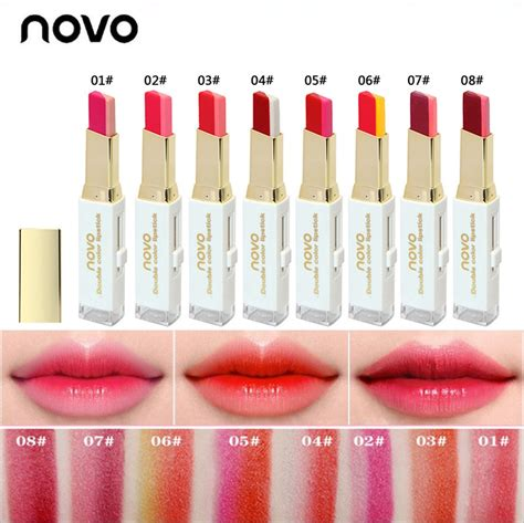 korean two color lipstick the of