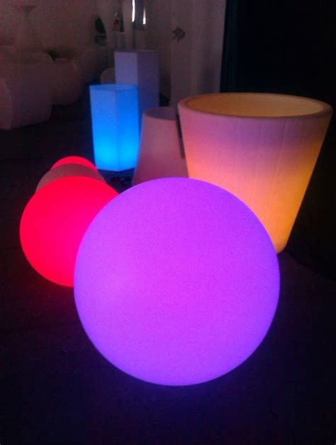 Ball Of Light Led Sphere Balls
