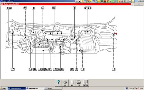 peugeot 405 wiring diagram free wiring diagram
