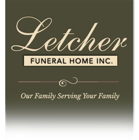 letcher funeral home inc whitesburg ky funeral home and
