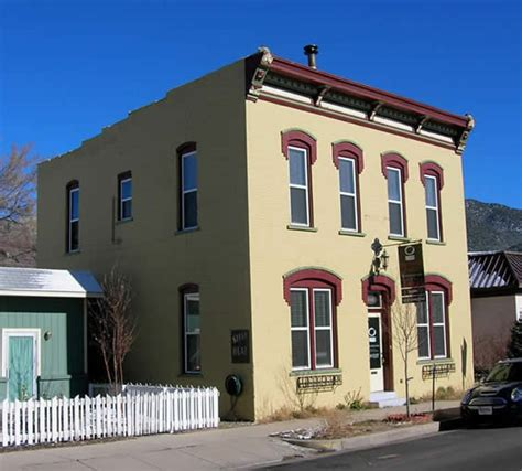historic house colors italianate commercial historic house colors