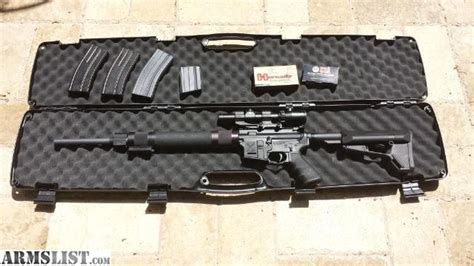 stag model 7 armslist for sale trade stag arms model 7 6 8