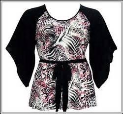 Sexy7 Kimono 0012 pink smitten kimono sleeve plus size shirt