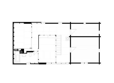 Chapel Floor Plans And Elevations Peter Zumthor House Plan House Plans