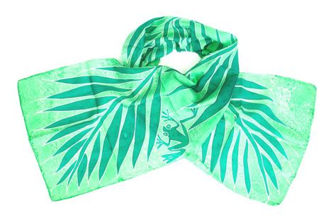 painting silk scarves and shawls