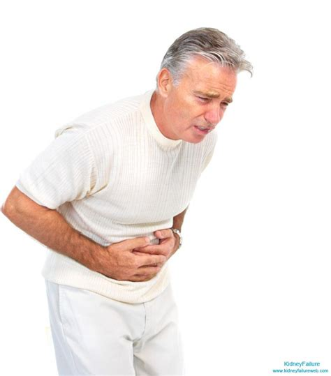 creatinine of 3 why patients with creatinine 3 3 suffer from diarrhea