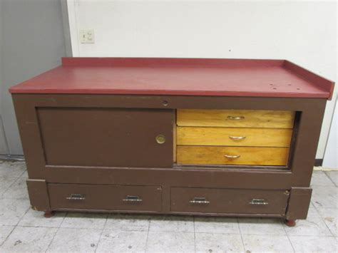 lot detail sturdy cabinet with work surface