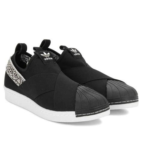adidas black casual shoes price  india buy adidas black