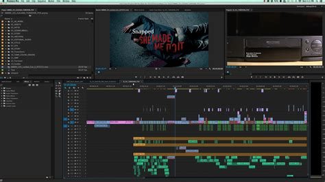 adobe premiere pro how to cut a clip joke productions cuts new series with adobe premiere pro
