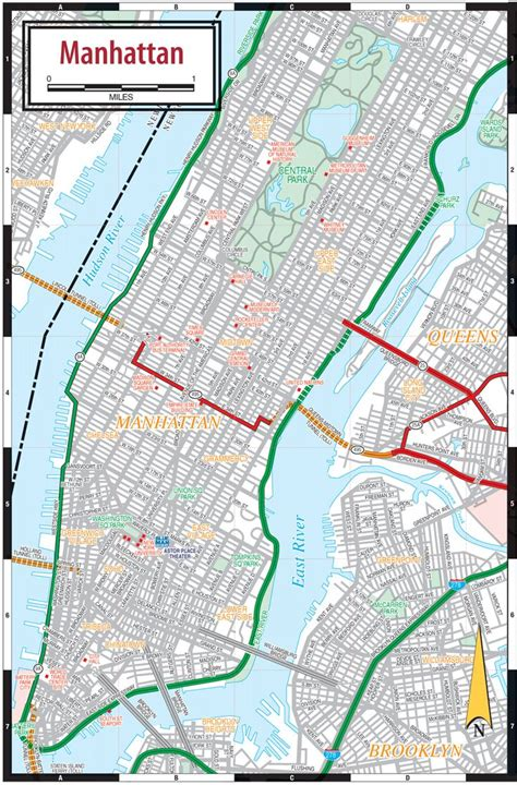 best map of new york city printable new york city map add this map to your site