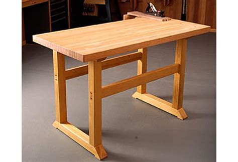 simple  build workbench woodworking plan