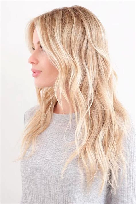 are chunky highlights out of style de 25 bedste id 233 er inden for golden blonde hair p 229