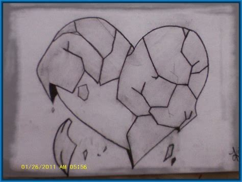 imagenes de corazones sencillos dibujos de corazones a lapiz en 3d paso a paso archivos