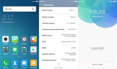 tutorial xiaomi redmi video tutorial cara update miui 8 global stable xiaomi