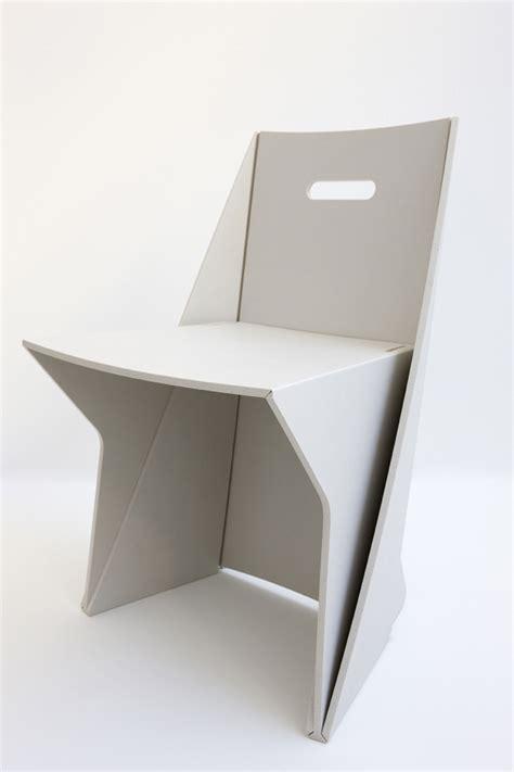 Origami Folding Furniture - lapel