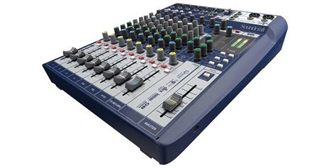 Mixer Soundcraft China signature 10 soundcraft professional audio mixers