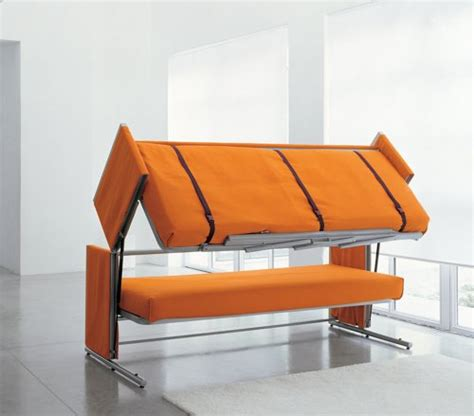 couch bunk bed transformer convertible rv bunk bed sofa transformer unique rv furniture