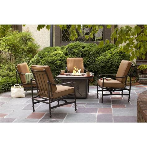 Green Patio Furniture Furniture Simple Patio Decoration With Hton Bay Patio