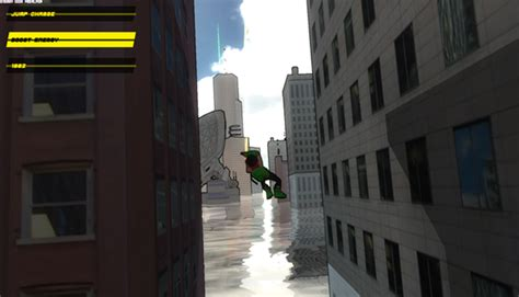 unity rope swing swinging physics for player movement as seen in spider