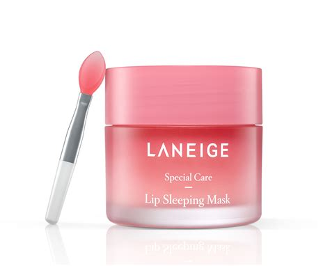 Laneige Water Sleeping Mask Di Counter news laneige launches the new lip sleeping mask