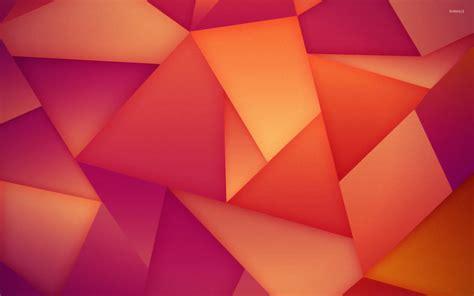 orange and purple soft curves wallpaper abstract orange and purple polygons wallpaper abstract wallpapers