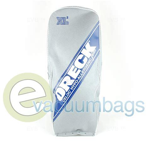 Oreck Vaccum Cleaner Oreck Xl 3700 Outer Cloth Vacuum Bag 75645 03