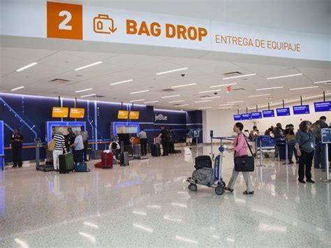 jetblue checked baggage jetblue gives jfk terminal a makeover flyertalk the