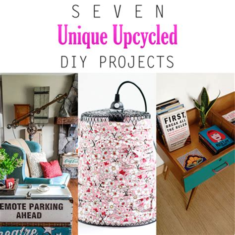 diy upcycling projects seven unique upcycled diy projects the cottage market