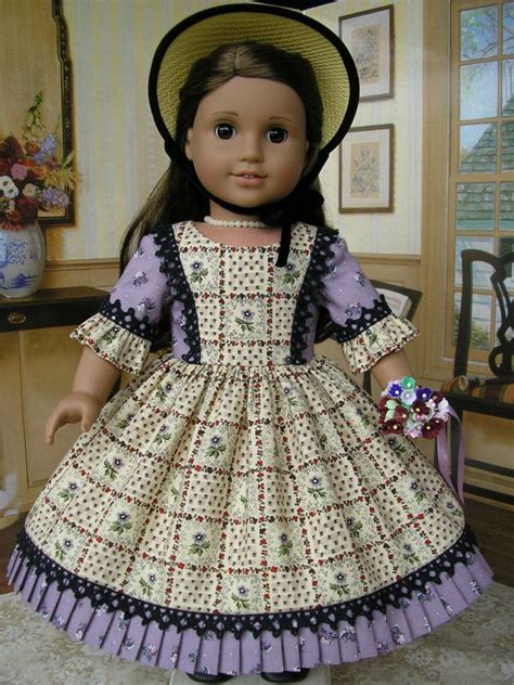 To Dresses Like Kirsten 25 And by Top 25 Ideas About 18 Inch Doll 1850 Civil War Addy On