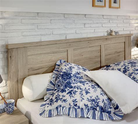 doppelbett mit hohem kopfteil doppelbett in eiche dekor mit hohem kopfteil und fu 223 teil