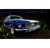 Kostenlose Illustration Ford Mustang Auto 1967