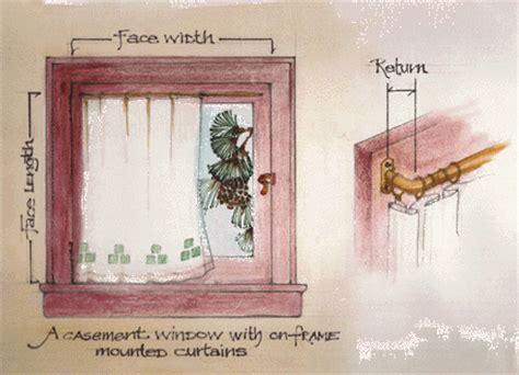 curtains mounted inside window frame curtain hardware ann wallace for prairie textiles