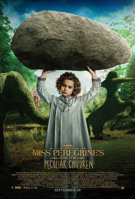 Miss Peregrines Home For Peculiar Children by Extended Miss Peregrine S Home For Peculiar Children
