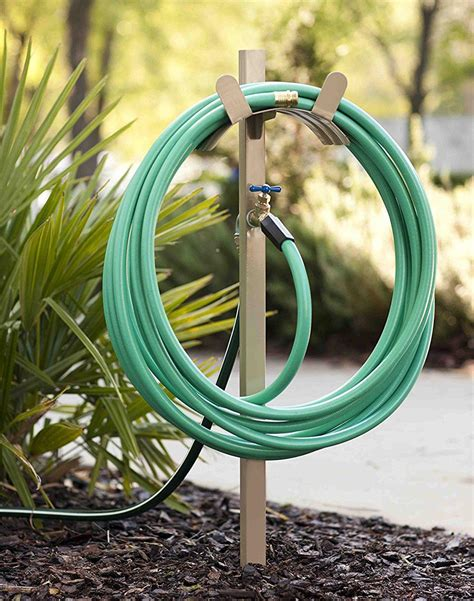 backyard hose liberty garden products 693 free standing garden hose