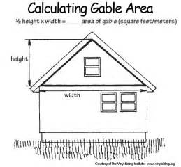 House Area Calculator Vinyl Siding And Hardie Plank Estimate Wall Area