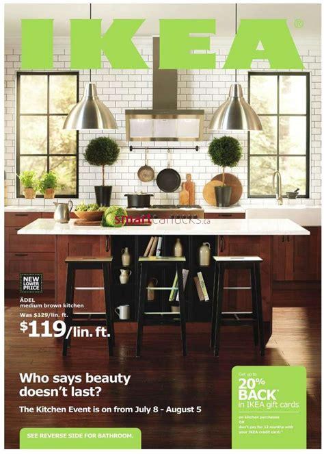 Ikea Kitchen Event ikea kitchen event flyer july 8 to august 5